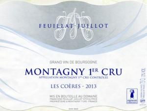Bourgogne Côte Chalonnaise-Domaine Feuillat-Juliot-Etiquette